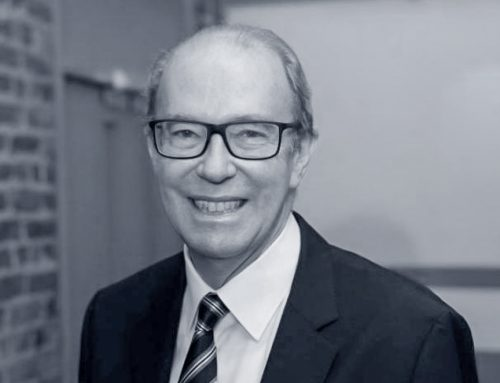 Welcome Stephen Brewer as Advisory Board vice-chair