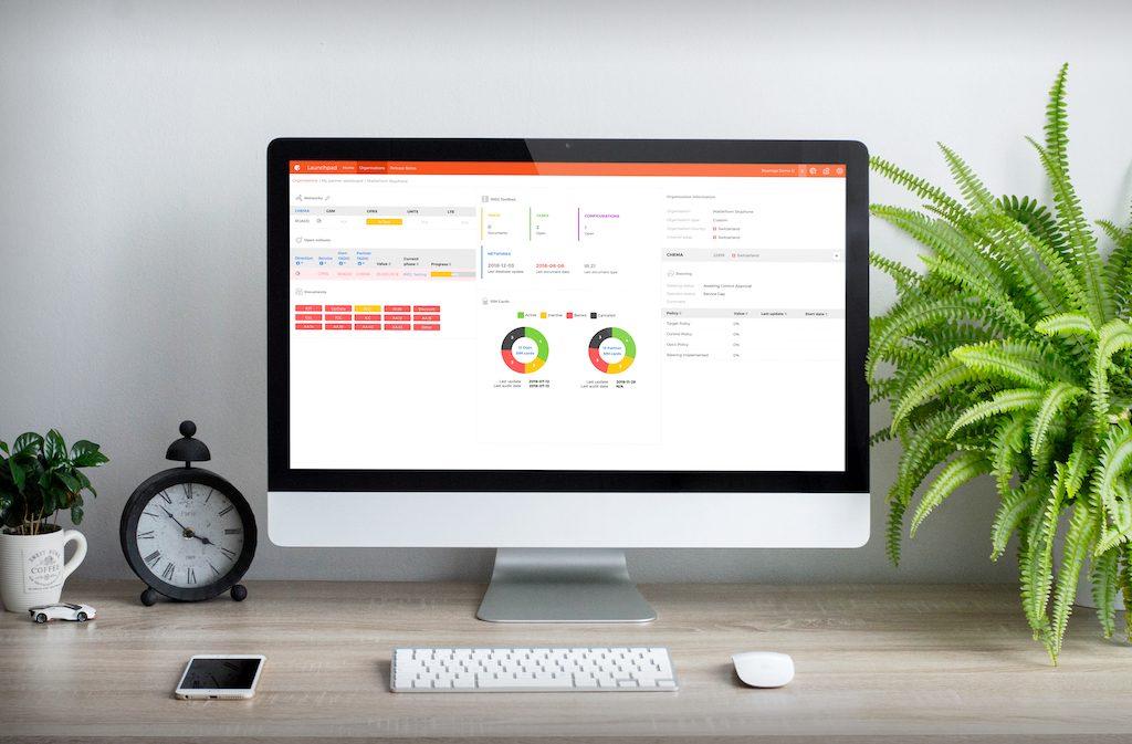 RoamsysNext Partners Dashboard