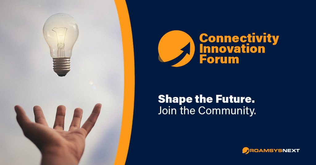 Connectivity Innovation Forum