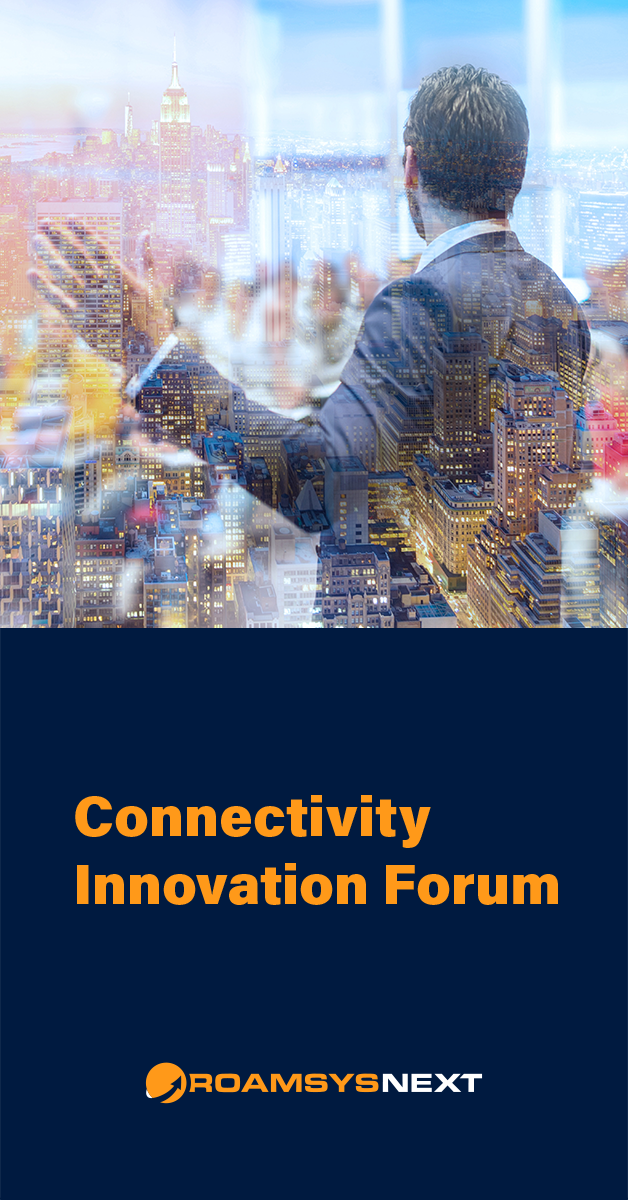 Connectivity Innovation Forum