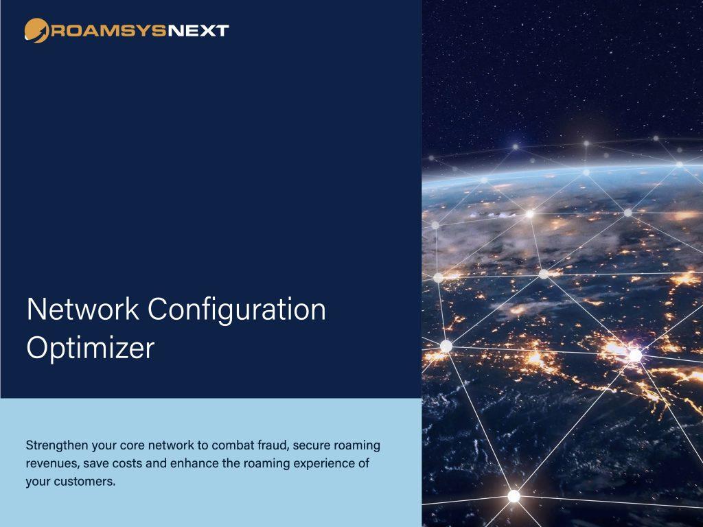 RoamsysNext Network Configuration Optimizer