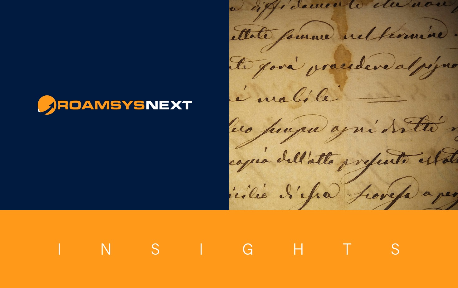 RoamsysNext Insights 18