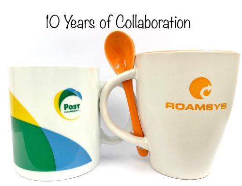 RoamsysNext & Post Luxembourg: A success story for more than ten years